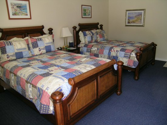 Candlewyck Cove Resort: Hotel Room