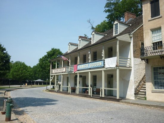 Harpers Ferry National Historical Park: Lower Town Harper's Ferry 3