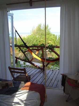 Casa BlatHa: Hammock on balcony