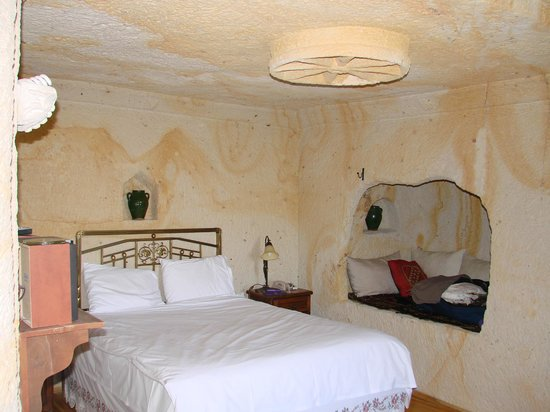 Elkep Evi Cave Houses: My room