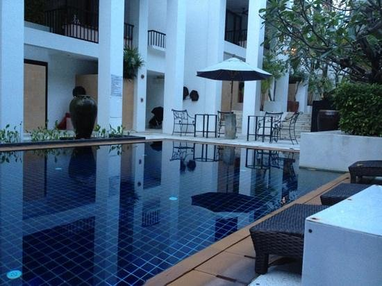 Manathai Resort, Phuket:                   main pool