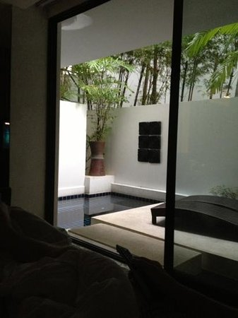 Manathai Resort, Phuket:                   pool suite