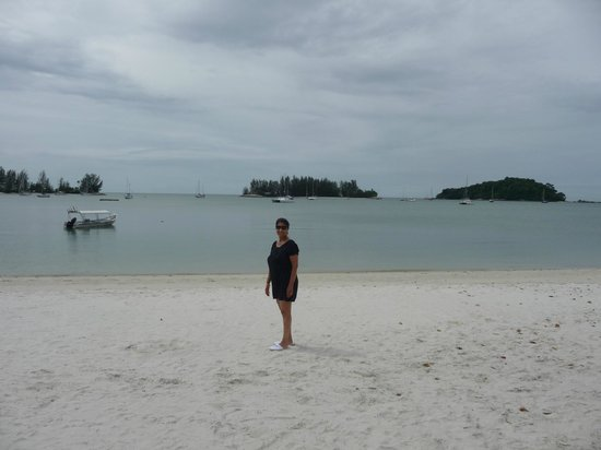 The Danna Langkawi, Malaysia:                   The beach its located on