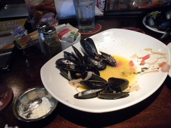 The best mussels ever picture of pappadeaux seafood for Nicest kitchen ever