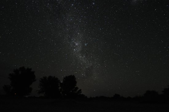 how to find the southern cross in the night sky
