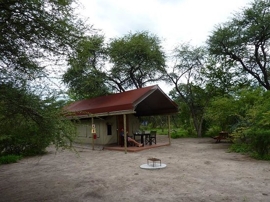 Tshima Bush Camp