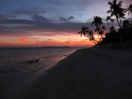 Wakatobi Island, Indonezja: Sunset