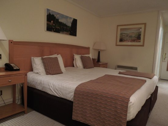 Tewkesbury Park Hotel, Golf & Country Club:                   Another view of the same room