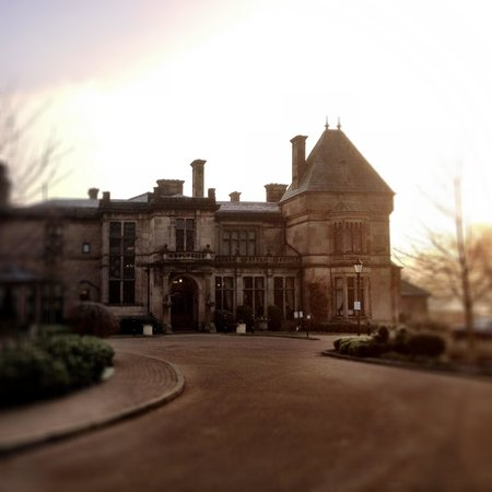 Rookery Hall Hotel & Spa:                   Rookery Hall