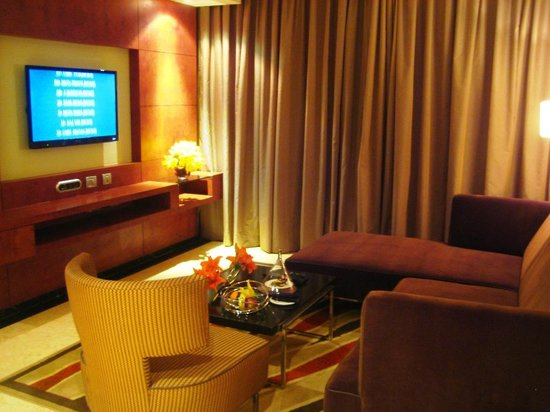 Vivanta by Taj Begumpet :                   SUITE