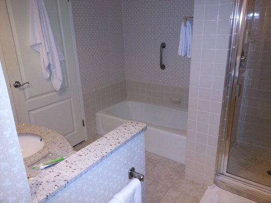 Bathroom the toilet would be just behind and to the left for 10 drury lane oakbrook terrace illinois 60181