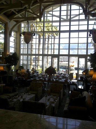 The Table Bay Hotel: Laid out for tea