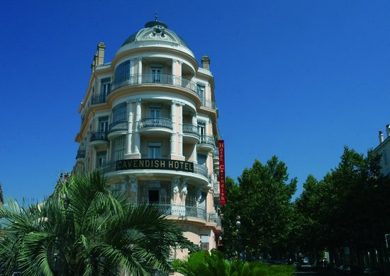 Hotel  Le Cavendish: Faade