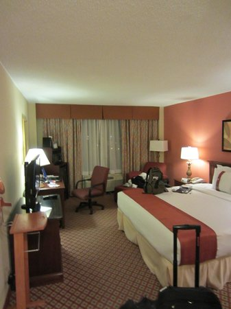 Holiday Inn Chicago O'Hare: Room