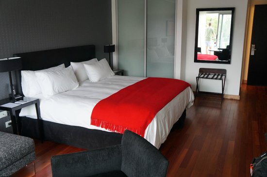 Fierro Hotel Buenos Aires: Large Comfy Bed