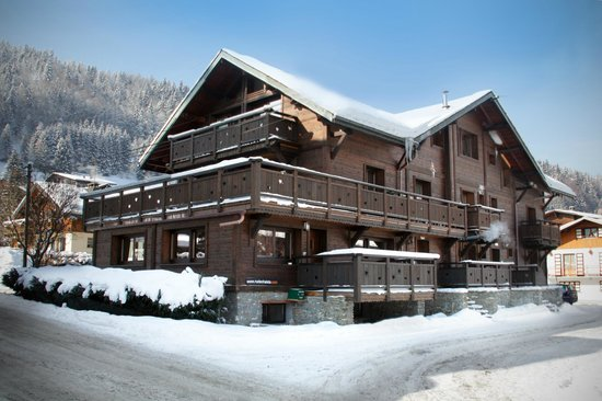 rudechalets - Chalet Chapelle: Chalet Chapelle