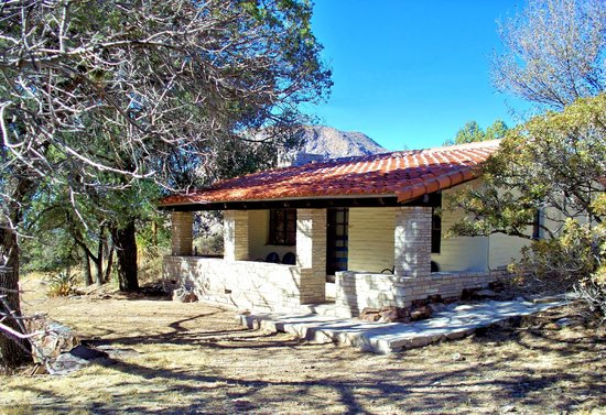 Roosevelt stone cottage 100 picture of big bend national for Texas cottage