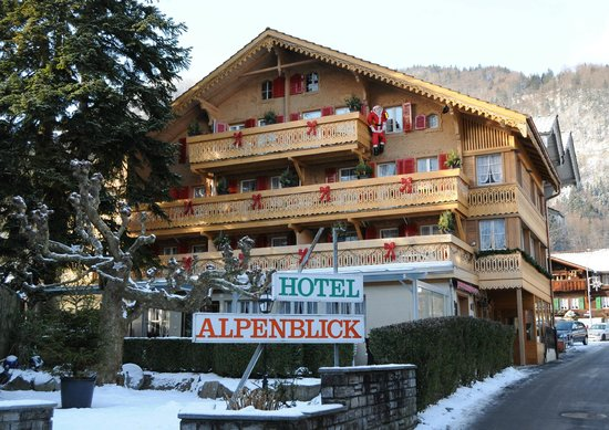 Photo of Hotel-Restaurant Alpenblick Wilderswil
