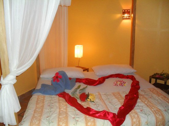 Hotel Cantarana: Honeymoon room
