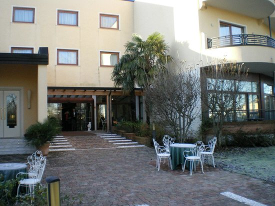 Park Hotel Junior: Ingresso Hotel