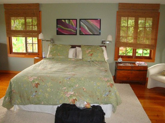 Windward Garden B&B: Master Suite