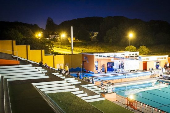 Lido kitchen menu picture of portishead open air pool - Open air swimming pool portishead ...