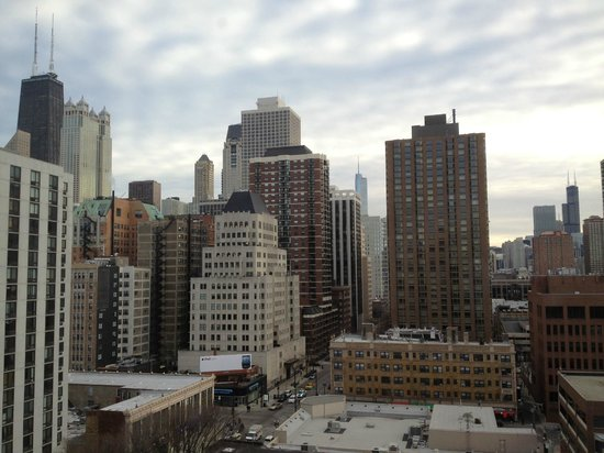 301 moved permanently for Nice hotels downtown chicago