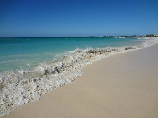 George Town, Grand Cayman:                   7 mile beach