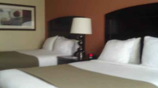Holiday Inn Salisbury Downtown Area: 2 full bed
