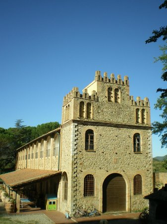 Villetta di Monterufoli