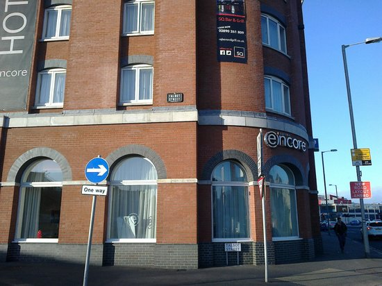 Ramada Encore Belfast City Centre: Hotel