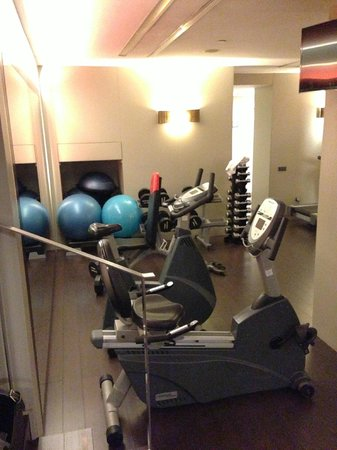 Majestic Hotel & Spa Barcelona: fitness
