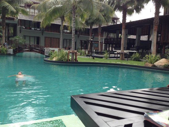 Mai Samui Resort & Spa:                   Main pool