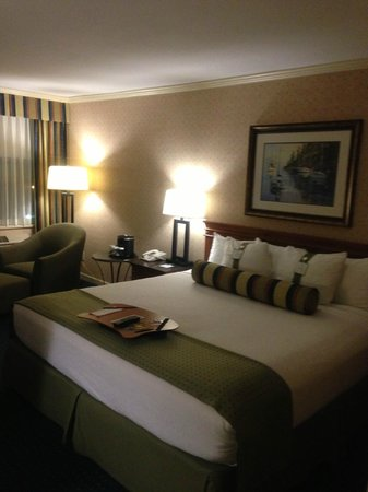 Holiday Inn Vancouver Airport: Room 525