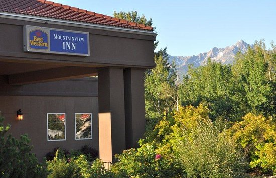 BEST WESTERN Mountainview Inn: Exterior