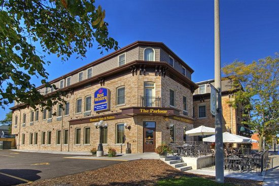Photo of BEST WESTERN PLUS The Parlour Historic Inn & Suites Stratford