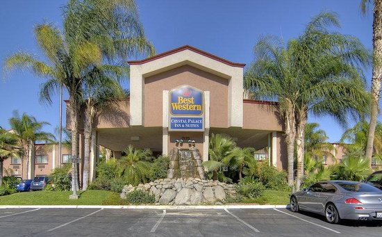BEST WESTERN Crystal Palace Inn & Suites