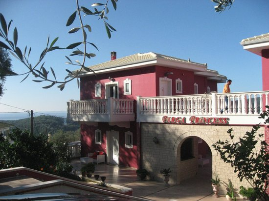 Boutique Hotel Parga Princess:                   Christmas in Parga