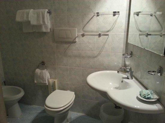 Hotel Vasari Palace: bagno