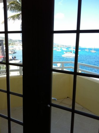 Kings Alley Hotel: our balcony