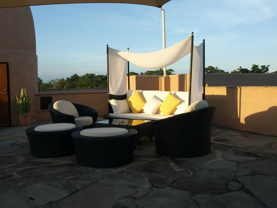 Almanara Luxury Villas:                   Roof top terrace