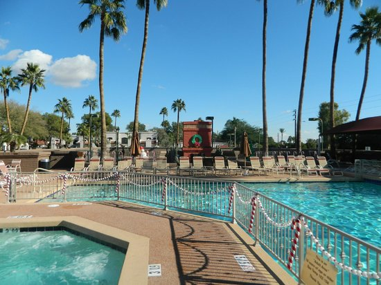 Scottsdale Camelback Resort: Pool