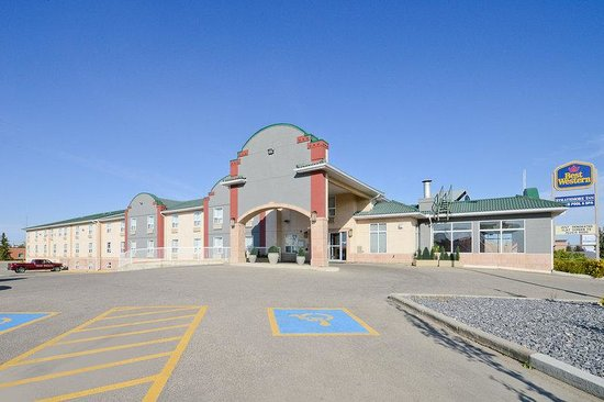 The BEST WESTERN Strathmore Inn