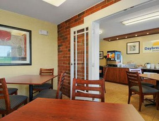 Days Inn Rockford : Breakfast Area 