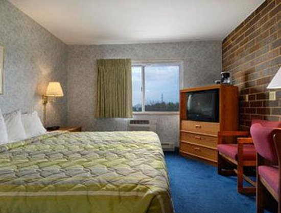 Days Inn Rockford : Standard King Room 