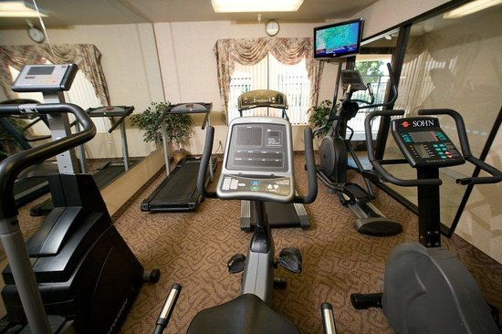BEST WESTERN Exeter Inn & Suites: Fitness Center