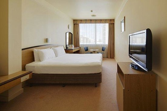 Perth Ambassador Hotel: Standard Double Room