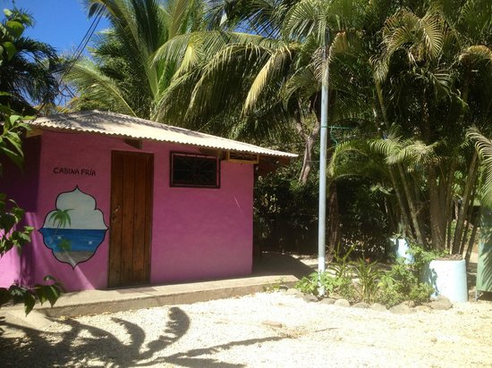 KayaSol Surf Hotel:                   Cabina Fria