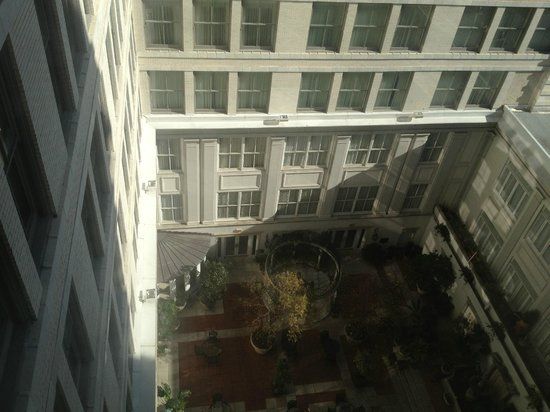 Day View From Room 1020 King Room Picture Of The Ritz Carlton New Orleans New Orleans