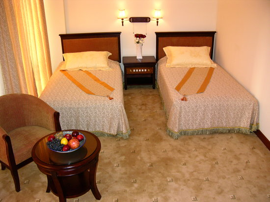 Twin Bad Room Picture Of Regal Palace Hotel Samarkand
